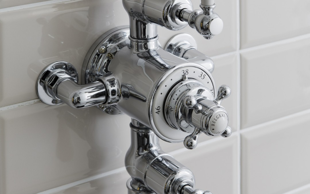 SHOWER IN CLASSIC STYLE WITH BELGRAVIA