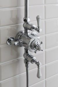 Exposed Shower Valve Control from Belgravia Collection – Crosswater.co.uk