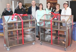 Ashgate Received New Food Delivery Trolleys from Franke Sissons. jpg