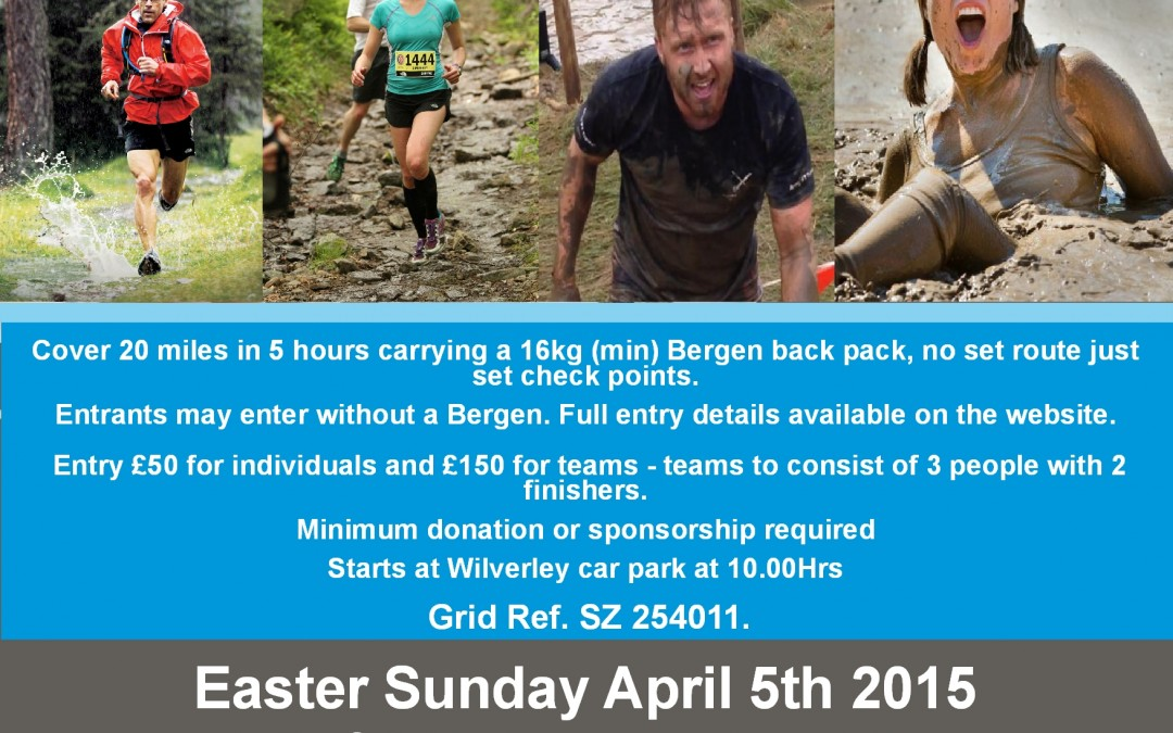 IS THIS THE TOUGHEST CHARITY CHALLENGE YET?
