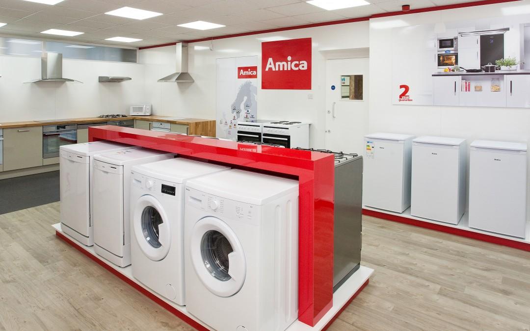 New Solus Amica Showroom
