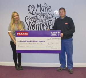 Bluebell wood Donation