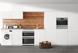 New Double Cavity Cooking launched at CIH Show by Amica.