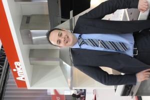 Jack White, Sales Director at Portway