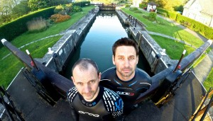 Oxford Swim  Darrin Roles and Bob Gibson – entrepenuers and keen swimmers themselves.