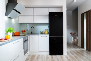 Amica lifestyle with Glass hood and cooling