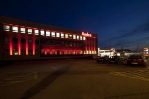 AMICA HEAD OFFICE, WRONKI, POLAND