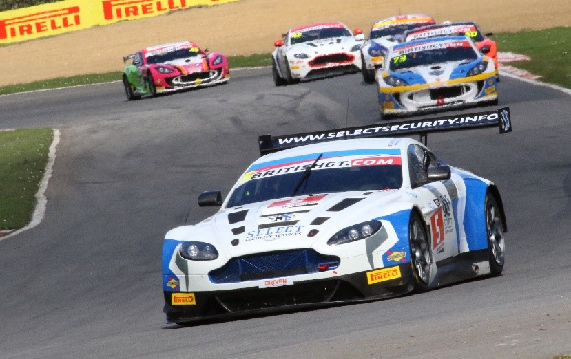 TEAM PFL HEAD TO OULTON PARK FOR BANK HOLIDAY BRITISH GT ROUND