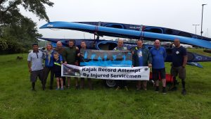 Kayak Isle of Wight Banner