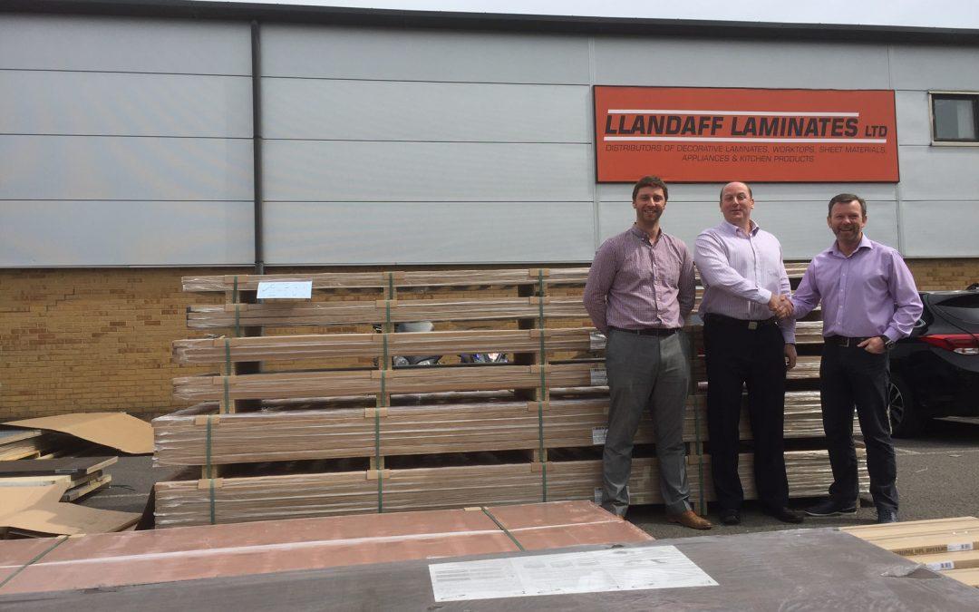 Llandaff Laminates Stock Wilsonart's Aeon