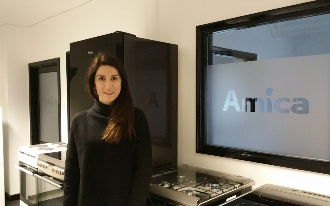 AMICA APPOINTS PRODUCT MANAGER FOR INTEGRATION AND STRATEGY
