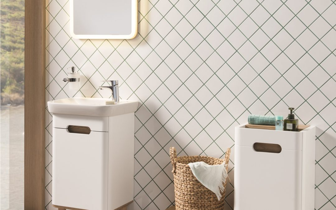 Scandinavian Designed Bathroom Furniture New From VitrA