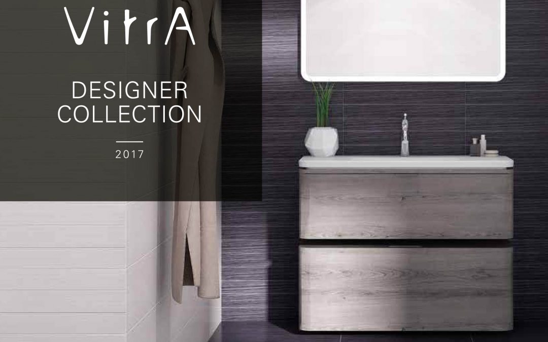 VitrA Designer Collection Has A New Brochure