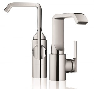 Suit U new brassware from VitrA