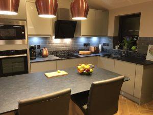 Dean Carey complete kitchen