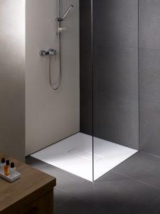 Zero Shower Tray