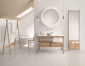 Mya bathroom furniture from Burgbad