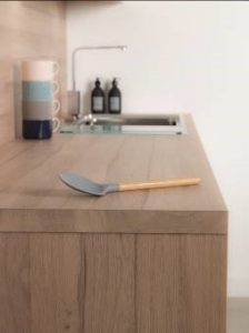 Bushboard Stanford Oak from Omega collection