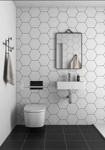 VitrA V-Care WC Multi-Functional and Perfect Form