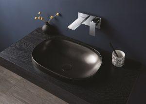 VitrA6201matt black basin Frame srevize