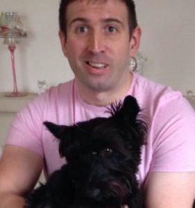 Ben Parkinson MBE new Patron for Scottish Terrier Emergecy Care Scheme – Feb 2017