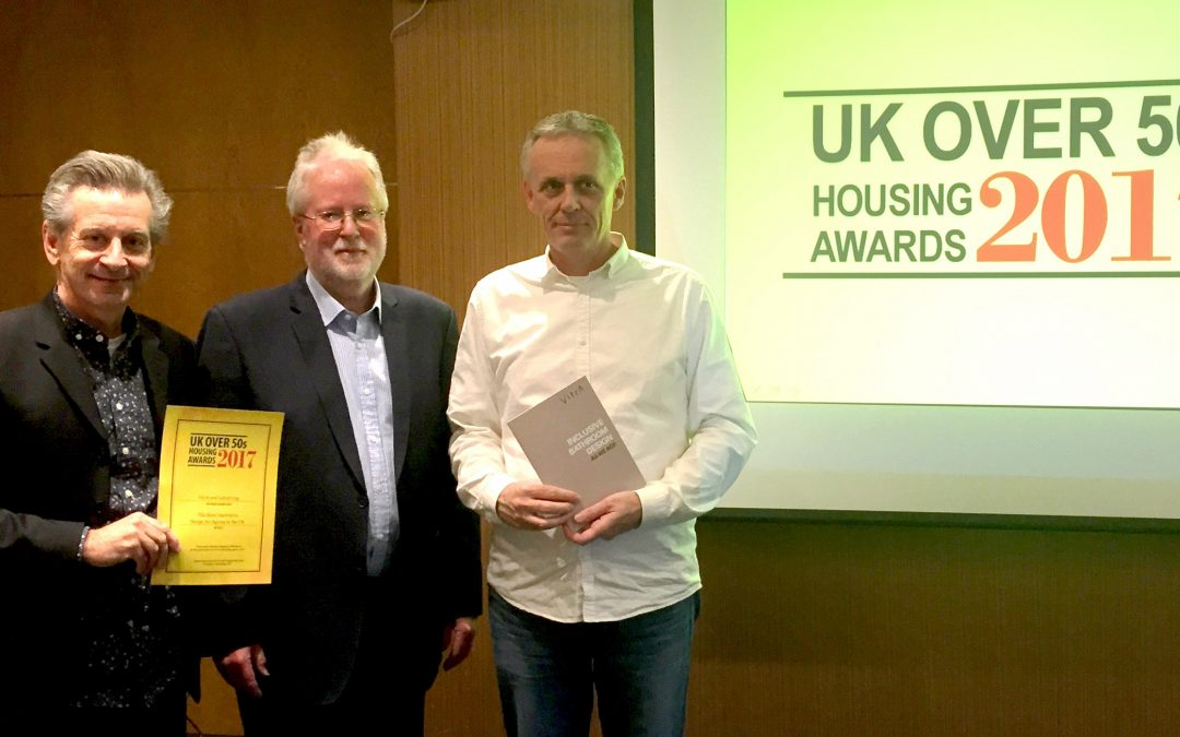 Inclusive Design Award for VitrA and Sheffield Hallam University