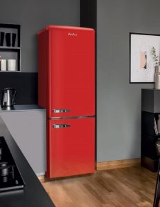 New slimline retro cooling from Amica – FKR29653