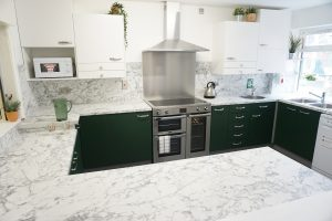 Lady Barn Community Kitchen Makeover with Sian Astley