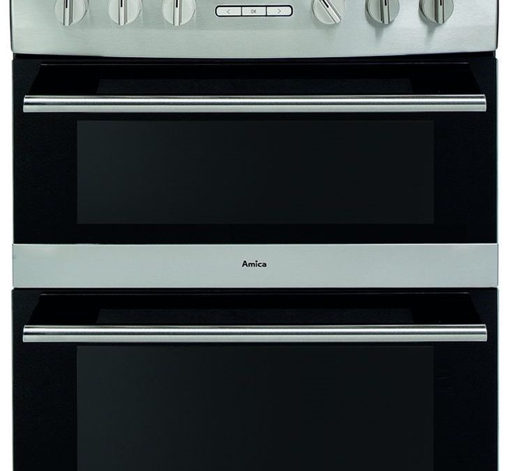New Freestanding Cookers for Amica