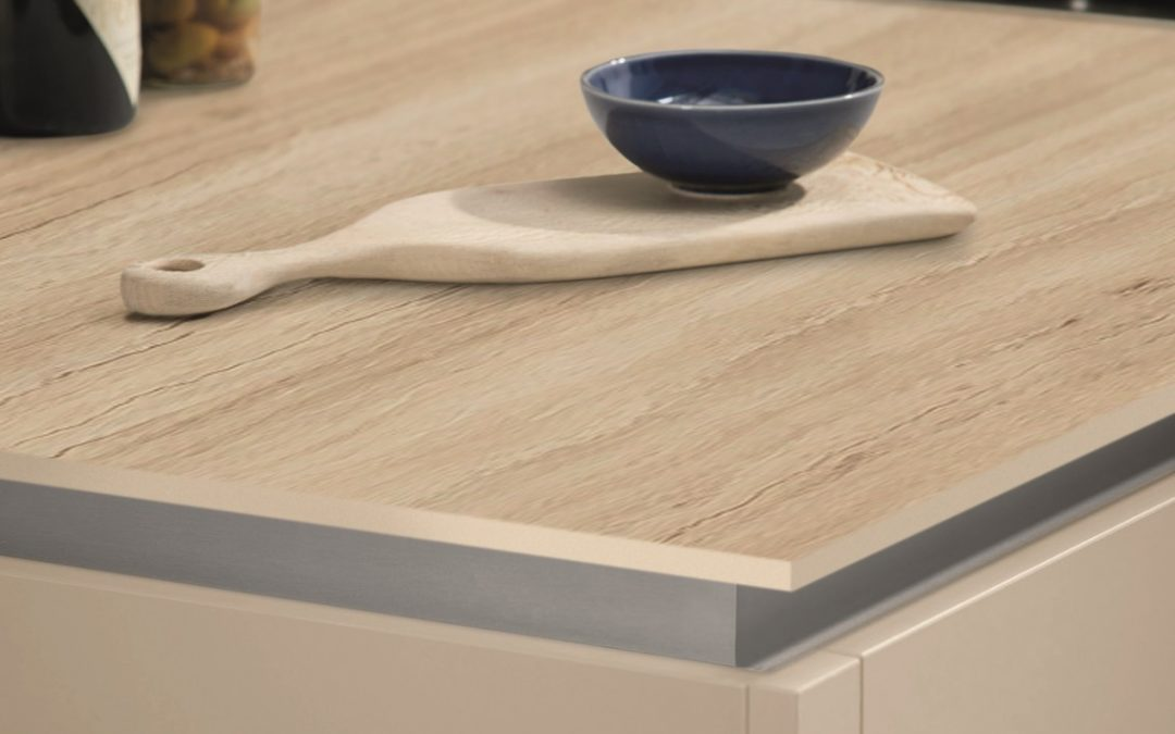 Wow – stunning innovation in worktops launched by Bushboard – Evolve