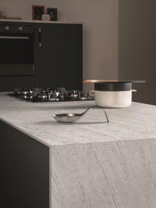 Evolve Urban Concrete new 12mm solid-core laminate from Bushboard