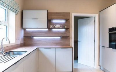 Developers Building in Style with Ultra-Thin Worksurfaces