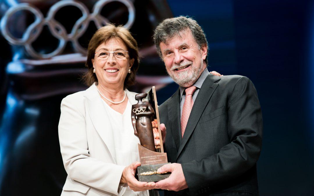 VitrA Owner Awarded International Olympic Committee Award