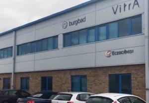 VitrA UK office