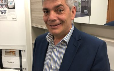 Andrew Robinson Joins VitrA as Contracts Sales Manager