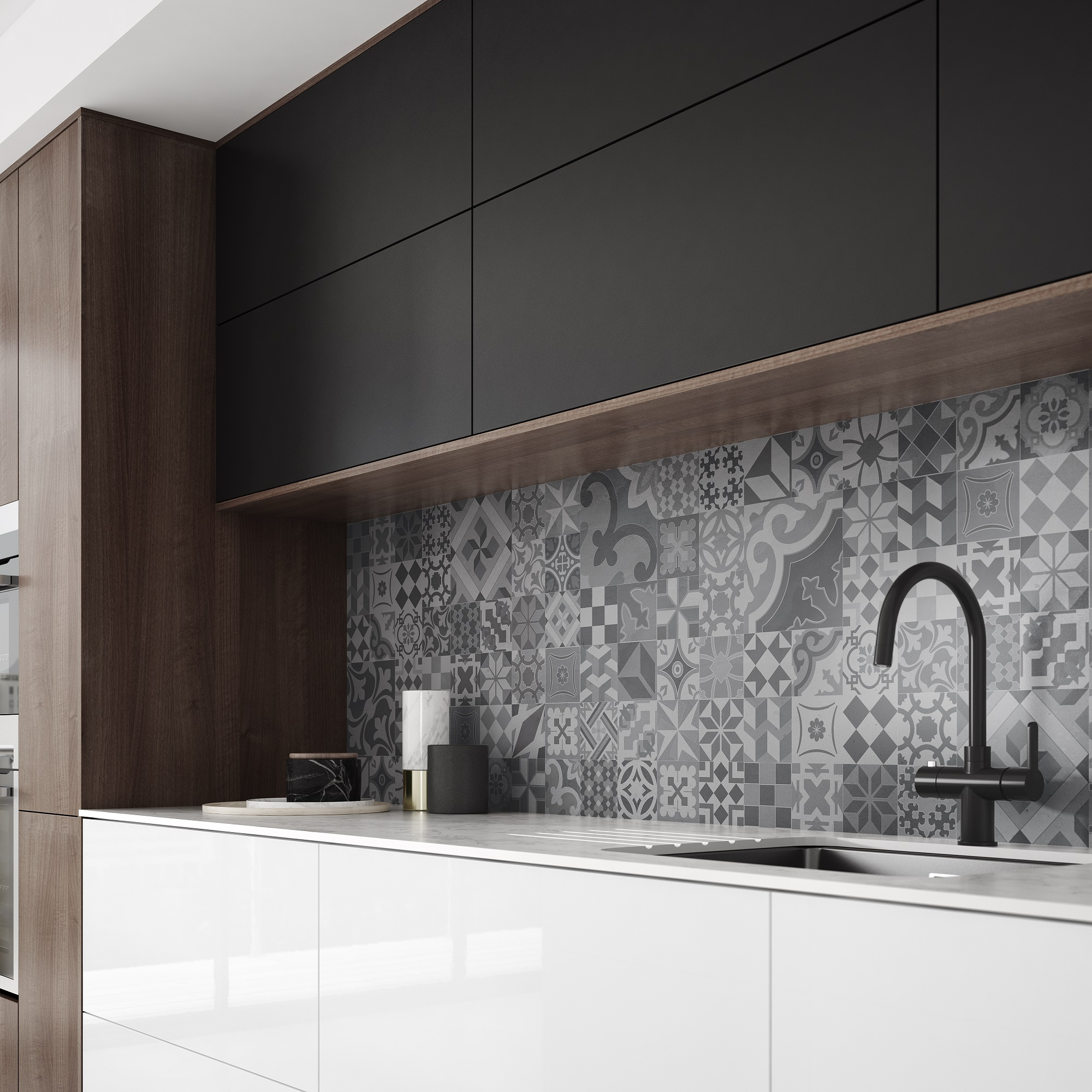 Stunning Splashbacks New From Bushboard Dra Media Management
