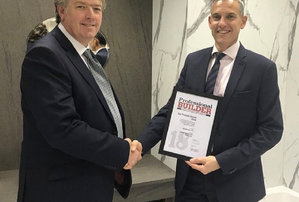 Nuance Secures Professional Builder Top Product Slot Award