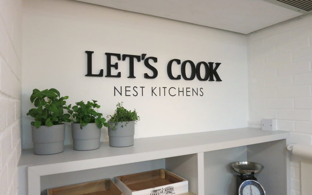 PRACTICAL, ADAPTABLE EVOLVE TOP CHOICE FOR NEST KITCHENS FOR COMMUNITY PROJECT