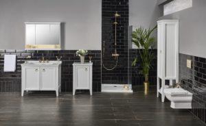 Valarte bathroom furniture from www.VitrA.co.uk