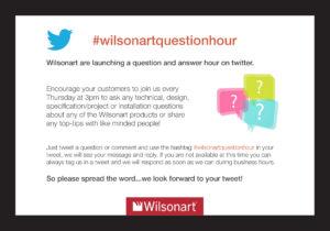Wilsonart question hour