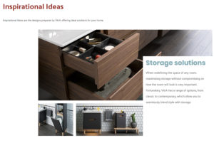 Inspirational Ideas from new VitrA website