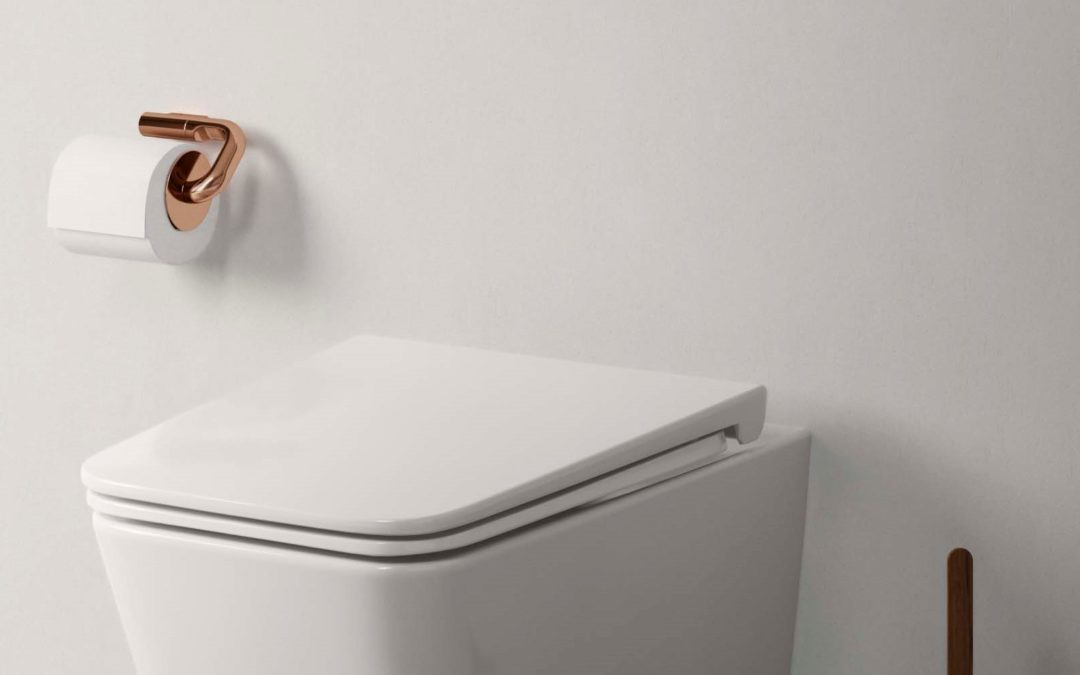 COPPER FINISH ADDED TO VitrA's ETERNITY BY SEBASTIAN CONRAN