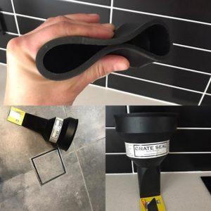 Grate Seal from Sanitaryware Supplies Ltd