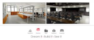 Wilsonart Visualiser Screen 1