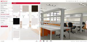 Wilsonart Visualiser Screen 2