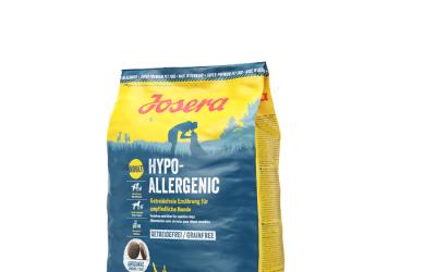 Josera launches new Hypoallergenic recipe for Dogs.