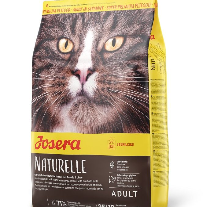 Josera Expands Cat Food Range