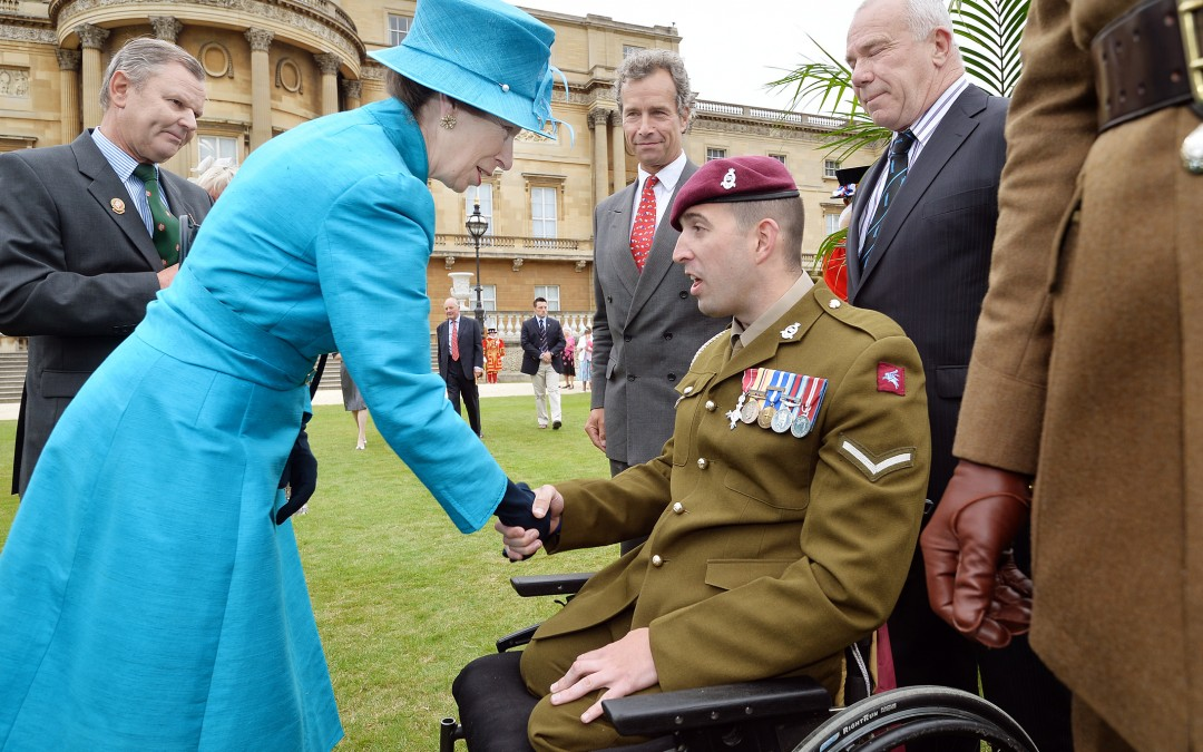 First Military Charity to Fund HBOT Treatment