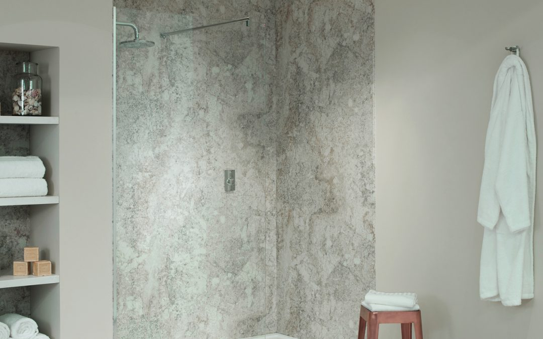 Bathroom Another Stunning Show: Bushboard Show Stunning Bathroom Wall Panelling At