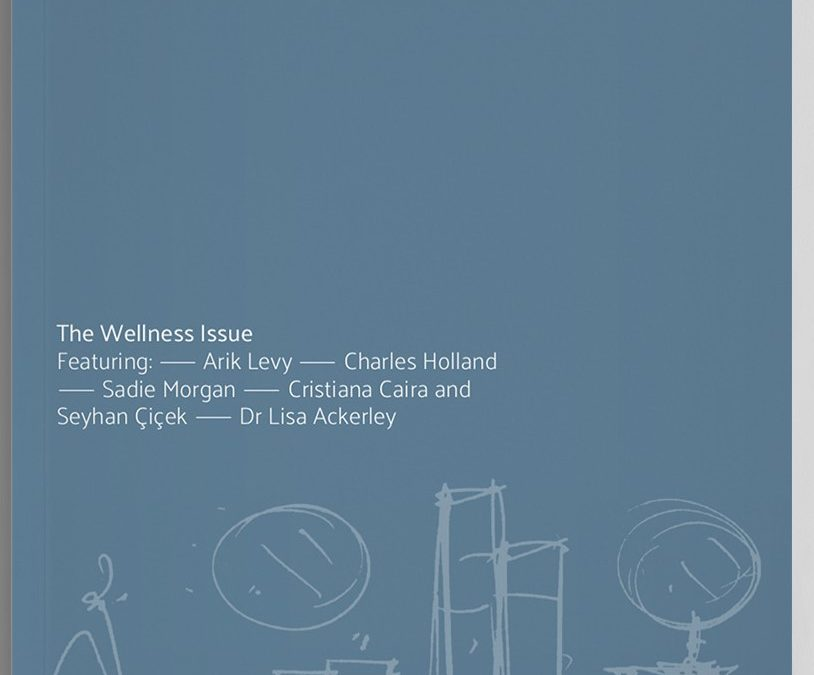 VitrA Publishes Fourth Design Update: The Wellness Issue